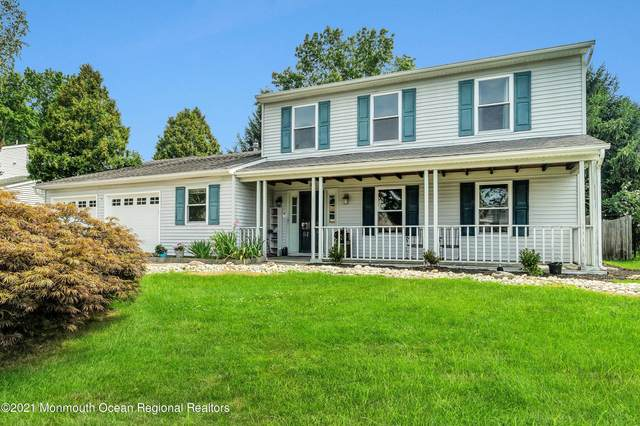 38 Starlight Road, Howell, NJ 07731 (MLS #22124310) :: The MEEHAN Group of RE/MAX New Beginnings Realty