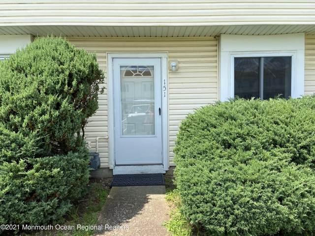 151 Sawmill Road #265, Brick, NJ 08724 (MLS #22124324) :: Corcoran Baer & McIntosh