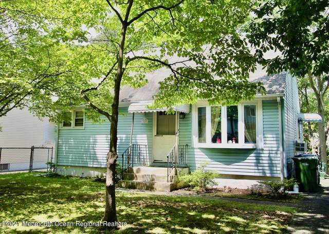 323 Hillside Drive, Neptune Township, NJ 07753 (MLS #22124408) :: The MEEHAN Group of RE/MAX New Beginnings Realty