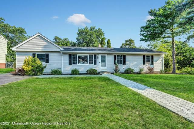 515 Barclay Drive, Point Pleasant, NJ 08742 (MLS #22124466) :: The MEEHAN Group of RE/MAX New Beginnings Realty