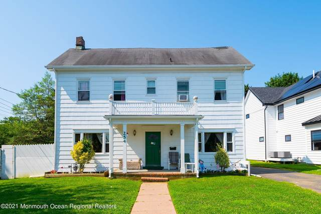 254 W End Avenue, Long Branch, NJ 07740 (MLS #22124508) :: Parikh Real Estate