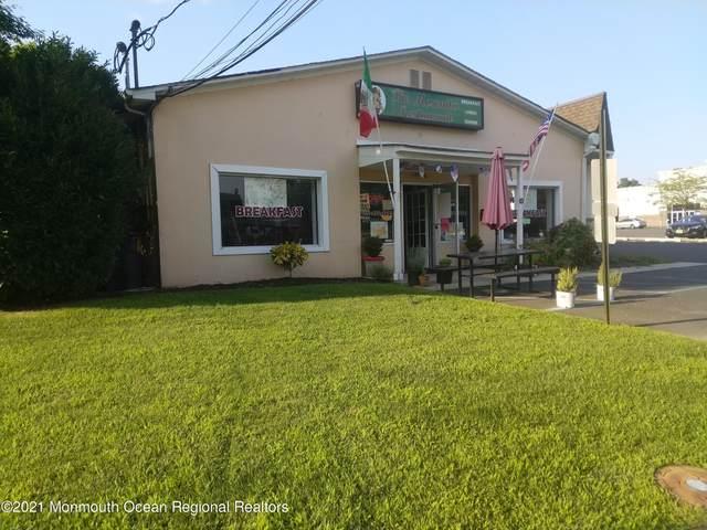 306 W Sylvania Avenue, Neptune City, NJ 07753 (MLS #22124509) :: Parikh Real Estate