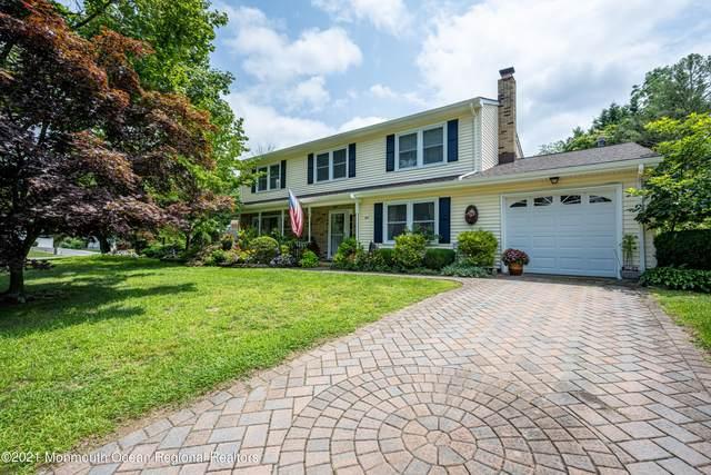 5 Spicy Pond Road, Howell, NJ 07731 (MLS #22124523) :: Parikh Real Estate