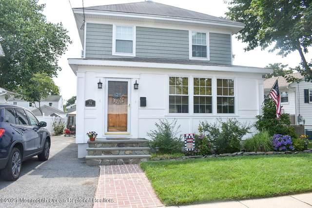31 Applegate Street, Red Bank, NJ 07701 (MLS #22124533) :: Parikh Real Estate
