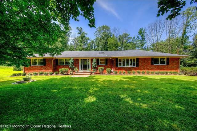74 Telegraph Hill Road, Holmdel, NJ 07733 (MLS #22124536) :: Parikh Real Estate