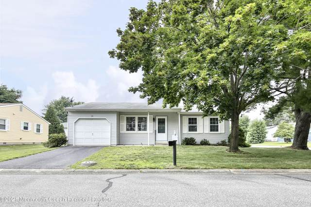 15 Norwich Drive #64, Whiting, NJ 08759 (MLS #22124541) :: The Sikora Group