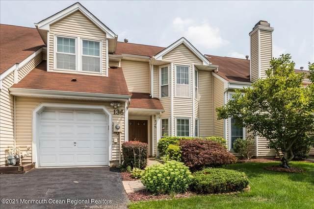 136 Daffodil Drive, Freehold, NJ 07728 (MLS #22124583) :: Kiliszek Real Estate Experts