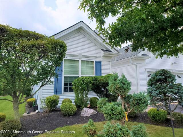 25 Balmoral Drive, Jackson, NJ 08527 (MLS #22124591) :: Corcoran Baer & McIntosh
