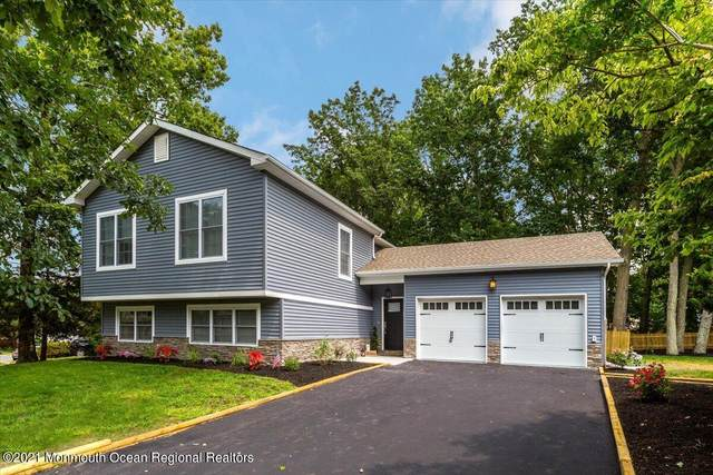11 Silversmith Court, Howell, NJ 07731 (MLS #22124601) :: The MEEHAN Group of RE/MAX New Beginnings Realty