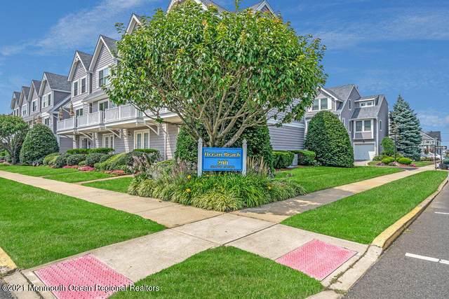 200 2nd Avenue #11, Belmar, NJ 07719 (MLS #22124650) :: The MEEHAN Group of RE/MAX New Beginnings Realty