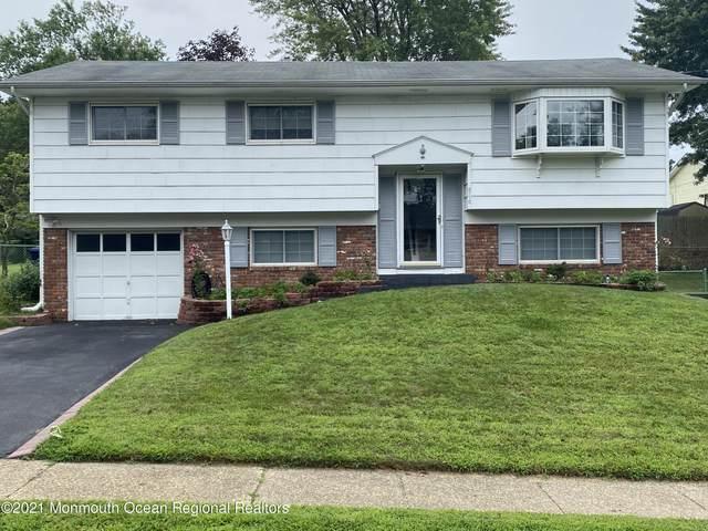 816 Wakefield Road, Neptune Township, NJ 07753 (MLS #22124651) :: The MEEHAN Group of RE/MAX New Beginnings Realty