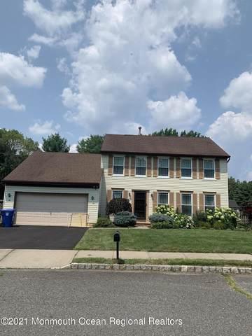 33 Branson Drive, Lincroft, NJ 07738 (MLS #22124653) :: Halo Realty