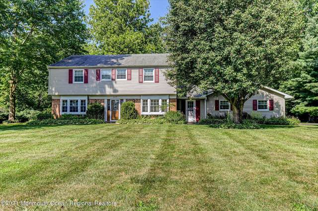 117 Kings Mountain Road, Freehold, NJ 07728 (MLS #22124673) :: The CG Group | RE/MAX Revolution