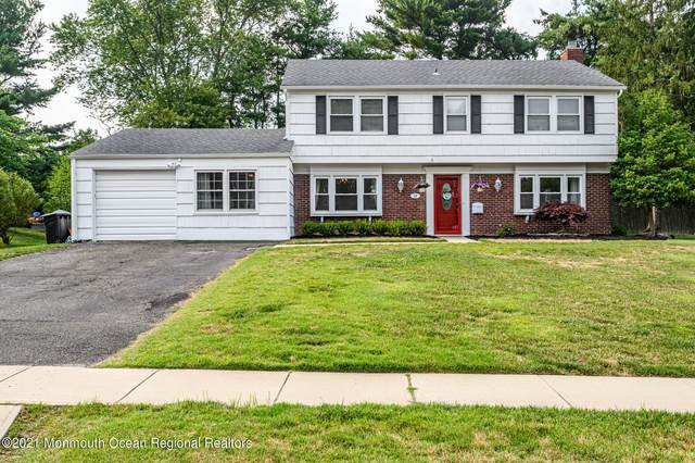 53 Canfield Lane, Aberdeen, NJ 07747 (MLS #22124675) :: The MEEHAN Group of RE/MAX New Beginnings Realty