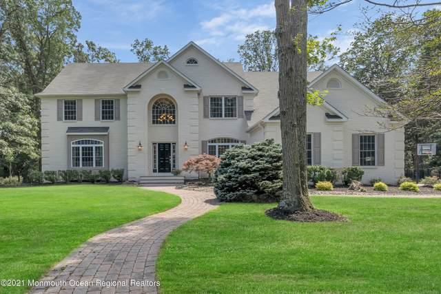2815 Concord Drive, Wall, NJ 07719 (MLS #22124692) :: Caitlyn Mulligan with RE/MAX Revolution