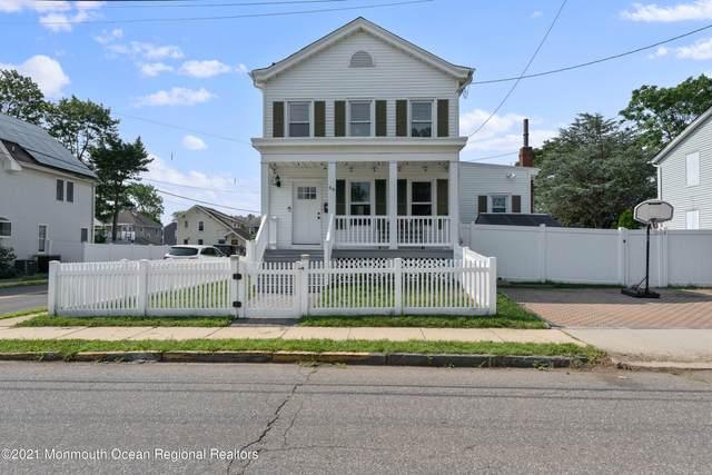 66 2nd Street, Keyport, NJ 07735 (MLS #22124713) :: The MEEHAN Group of RE/MAX New Beginnings Realty