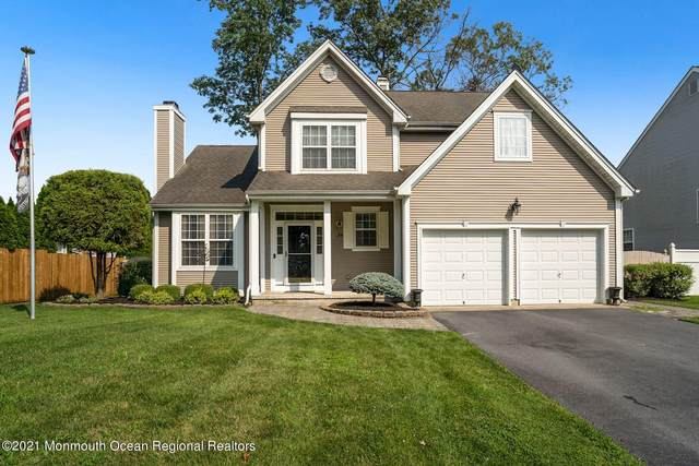 34 Wrangle Brook Road, Toms River, NJ 08755 (MLS #22124731) :: The MEEHAN Group of RE/MAX New Beginnings Realty