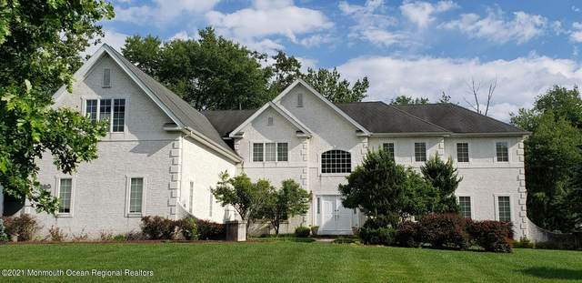 280 Aimee Drive, Freehold, NJ 07728 (MLS #22124743) :: The MEEHAN Group of RE/MAX New Beginnings Realty