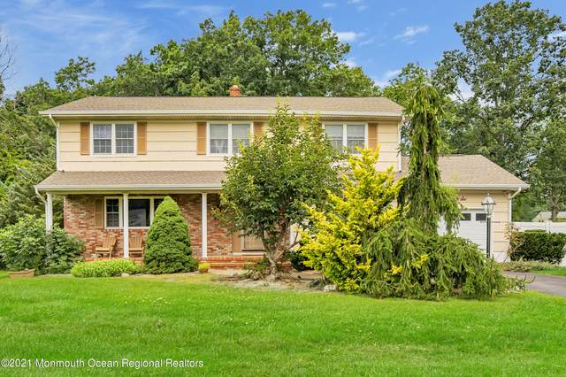 36 Southport Drive, Howell, NJ 07731 (MLS #22124760) :: The MEEHAN Group of RE/MAX New Beginnings Realty