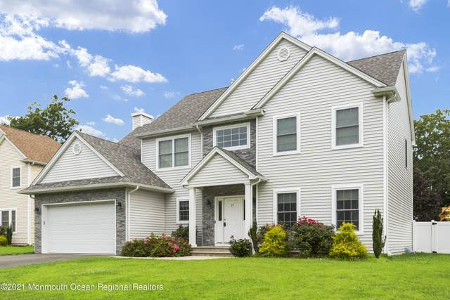 77 Fortune Court, Toms River, NJ 08755 (MLS #22124762) :: The MEEHAN Group of RE/MAX New Beginnings Realty