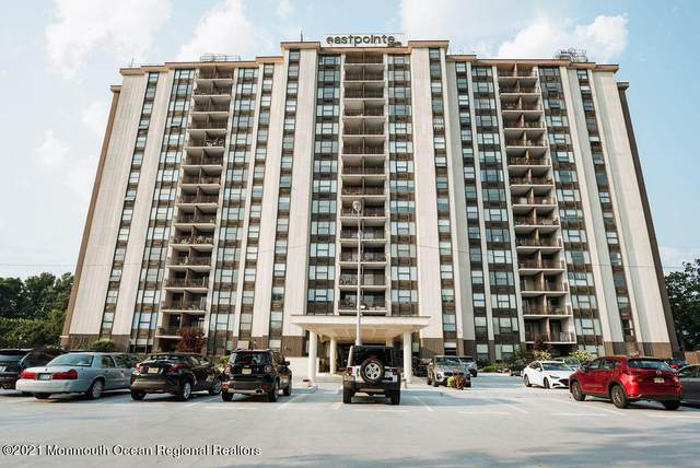 1 Scenic Drive #601, Highlands, NJ 07732 (MLS #22124863) :: William Hagan Group