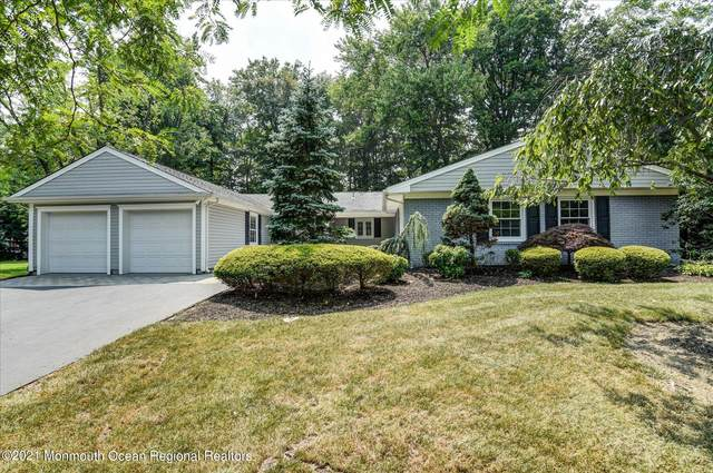 96 Havens Mill Road, Freehold, NJ 07728 (MLS #22124892) :: The CG Group | RE/MAX Revolution