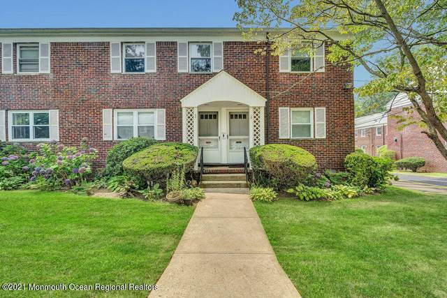 134 Manor Drive, Red Bank, NJ 07701 (MLS #22124894) :: The Ventre Team