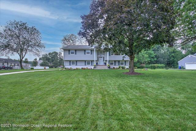 65 Old Mill Road, Tinton Falls, NJ 07724 (MLS #22124903) :: The MEEHAN Group of RE/MAX New Beginnings Realty