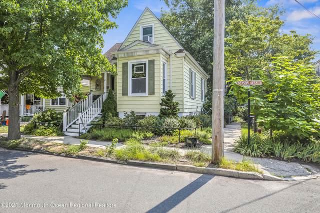 69 Benson Avenue, Ocean Grove, NJ 07756 (MLS #22124935) :: The Ventre Team