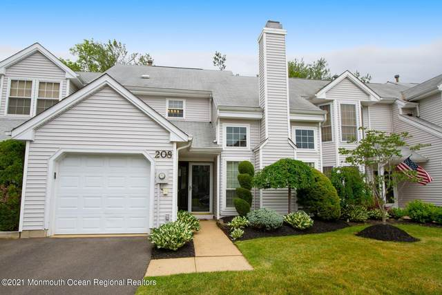 208 Daffodil Drive, Freehold, NJ 07728 (MLS #22124952) :: Kiliszek Real Estate Experts