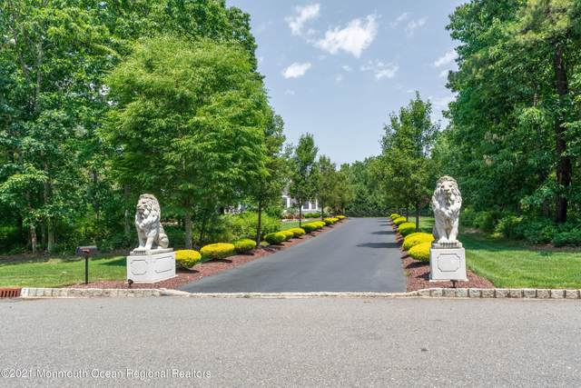 7 Winding Woods Way, Freehold, NJ 07728 (MLS #22124954) :: William Hagan Group