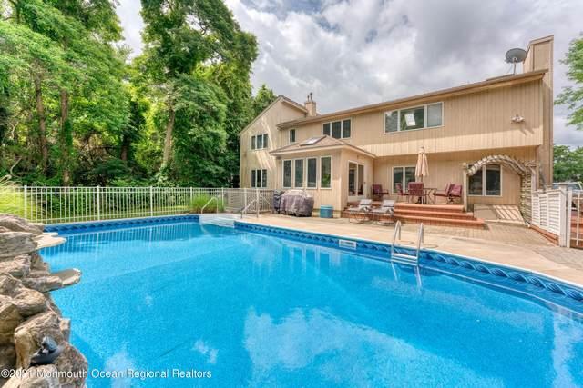 853 Holly Berry Lane, Brick, NJ 08724 (#22124955) :: Rowack Real Estate Team