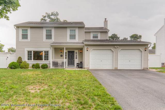 765 Americana Court, Toms River, NJ 08753 (MLS #22125030) :: The MEEHAN Group of RE/MAX New Beginnings Realty
