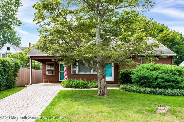 26 Oldfield Place, Red Bank, NJ 07701 (MLS #22125095) :: The Ventre Team