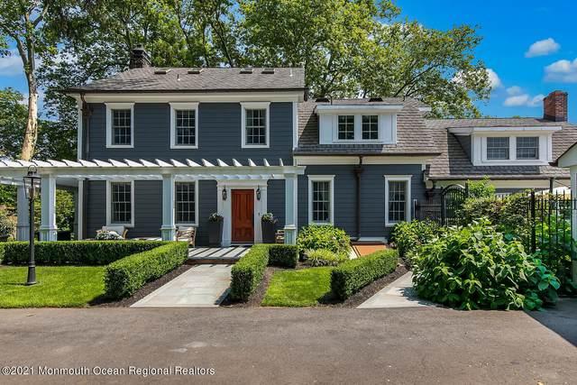 43 Lake Shore Drive, Red Bank, NJ 07701 (MLS #22125096) :: PORTERPLUS REALTY