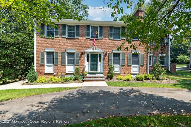 337 Woodland Road, Madison, NJ 07940 (MLS #22125125) :: The MEEHAN Group of RE/MAX New Beginnings Realty
