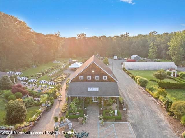 494 Lakewood Farmingdale Road, Howell, NJ 07731 (MLS #22125128) :: The MEEHAN Group of RE/MAX New Beginnings Realty