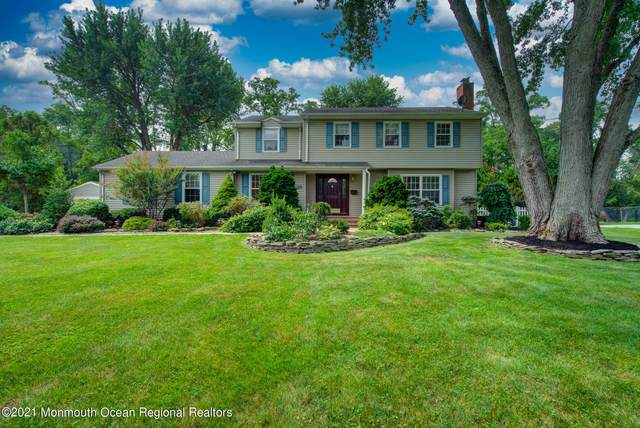 36 Cambridge Road, Freehold, NJ 07728 (MLS #22125142) :: The MEEHAN Group of RE/MAX New Beginnings Realty