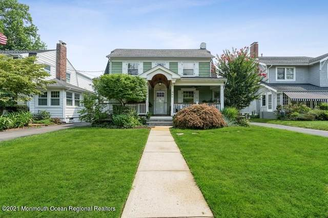 21 Buena Place, Red Bank, NJ 07701 (MLS #22125144) :: The MEEHAN Group of RE/MAX New Beginnings Realty