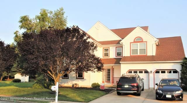 53 Jennifer Lane, Burlington City, NJ 08016 (MLS #22125157) :: The Sikora Group
