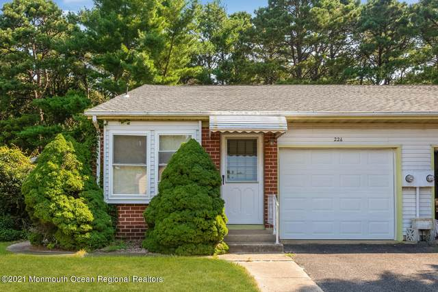 22A Ardmore Street #61, Whiting, NJ 08759 (MLS #22125196) :: The Streetlight Team at Formula Realty