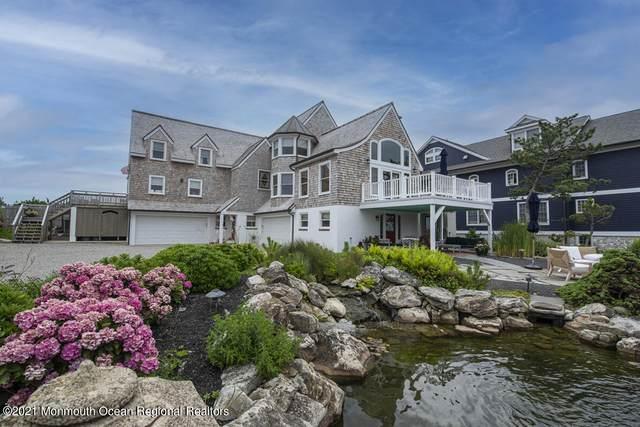 1525 Ocean Avenue, Mantoloking, NJ 08738 (MLS #22125229) :: William Hagan Group