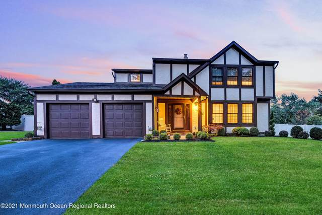 182 Lighthouse Drive, Freehold, NJ 07728 (MLS #22125232) :: The Ventre Team