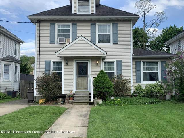 19 Brown Place, Red Bank, NJ 07701 (MLS #22125243) :: The Ventre Team