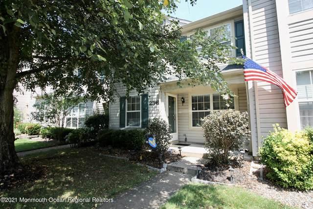 23 Remington Drive #6, Freehold, NJ 07728 (MLS #22125282) :: The Ventre Team