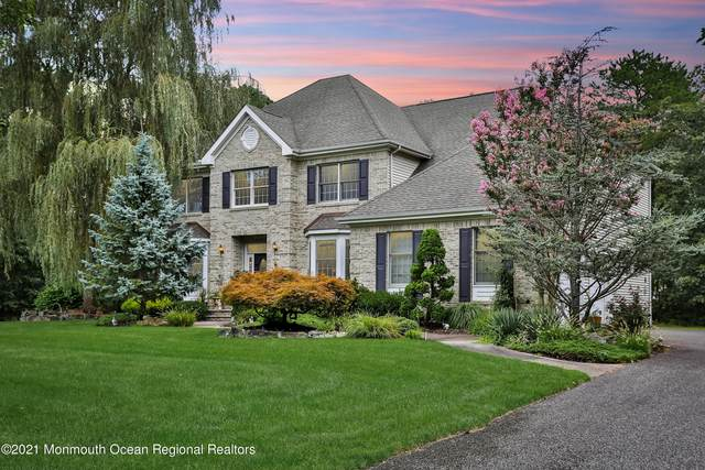 2461 Whitesville Road, Toms River, NJ 08755 (MLS #22125433) :: The MEEHAN Group of RE/MAX New Beginnings Realty