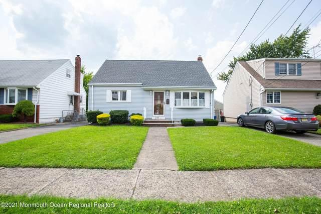 241 Coupe Place, North Arlington, NJ 07031 (MLS #22125461) :: Kiliszek Real Estate Experts
