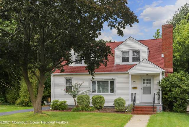 643 Overton Place, Long Branch, NJ 07740 (MLS #22125495) :: The CG Group | RE/MAX Revolution