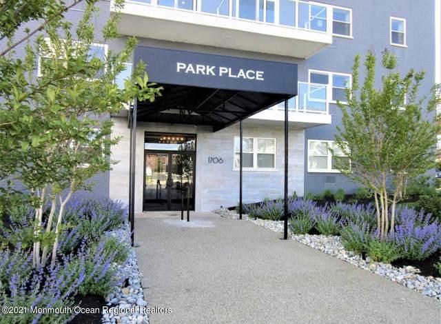 1706 Park Avenue 1E, Asbury Park, NJ 07712 (MLS #22125516) :: The Dekanski Home Selling Team