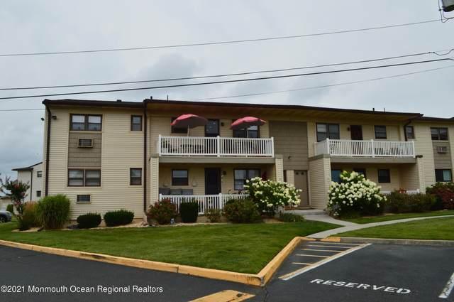 80 Wharfside Drive, Monmouth Beach, NJ 07750 (MLS #22125547) :: William Hagan Group